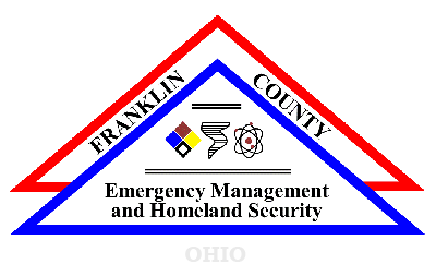 Franklin County Emergency Management and Homeland Security Logo